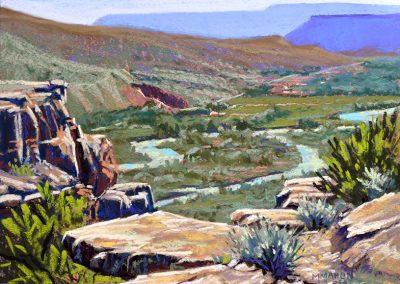 Chama Escarpment