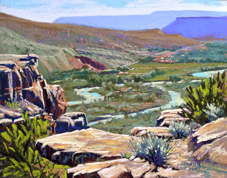 Amarillo Art Exhibition – Mike Mahon