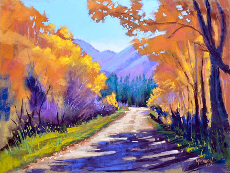 Landscapes Mike Mahon Art