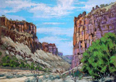 Diablo Canyon Fortress