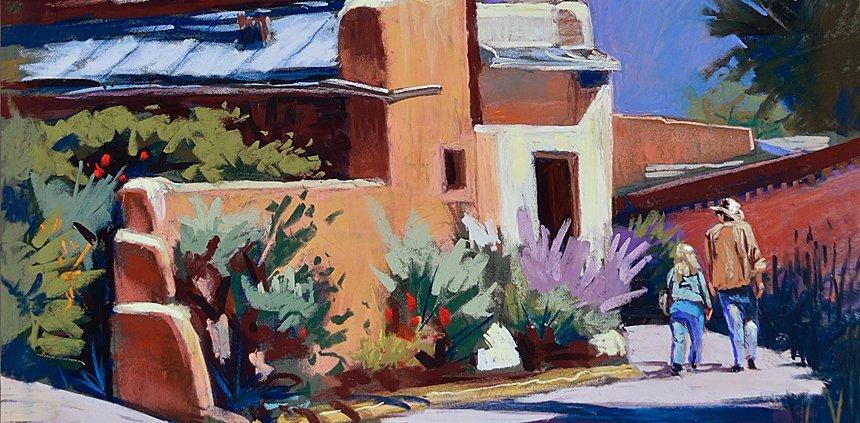 Ledoux-Street-Jaunt-Landscape-pastel2
