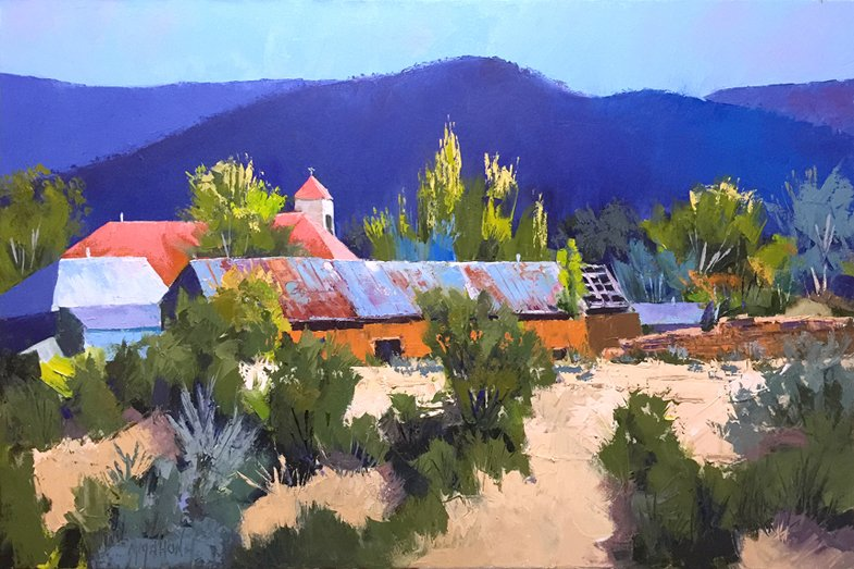 Painting Workshop – Aesthetic Categories – Amarillo, Texas
