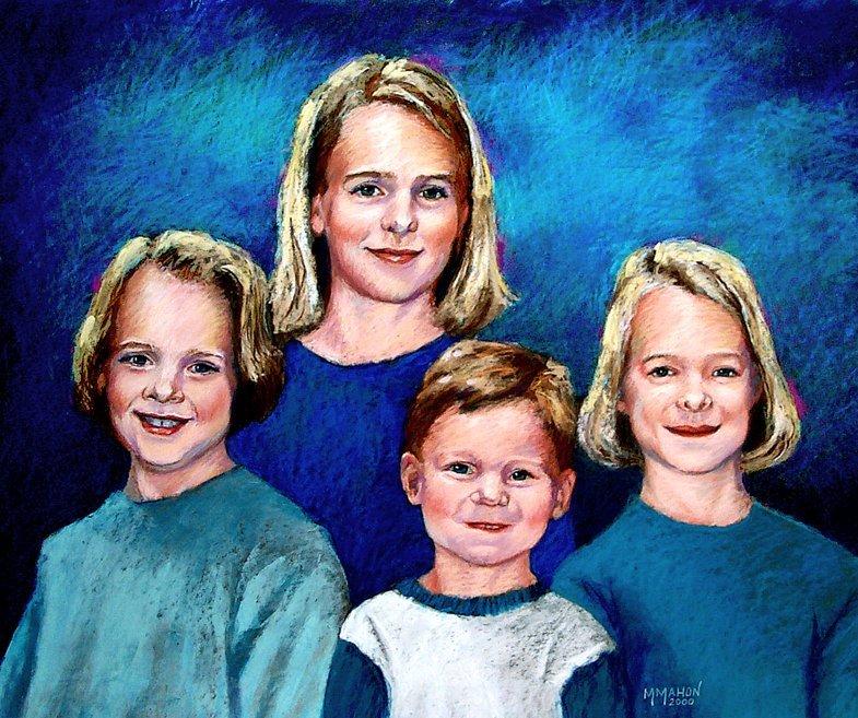 Dennis Kathleen Family