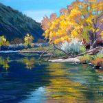 Embudo Landscape Pastel