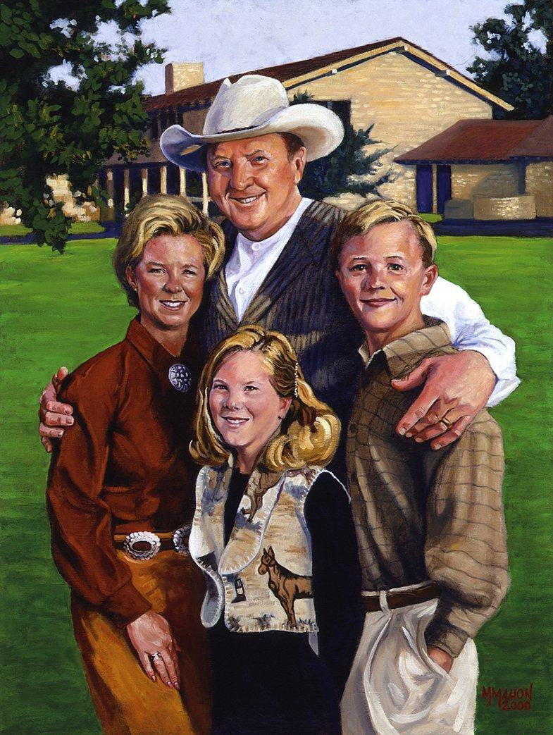 Greg Bekki'e Family