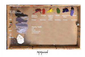 Limited Oil Palette