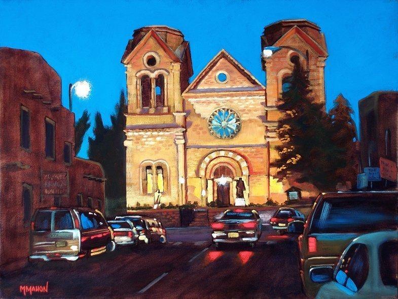 Santa Fe, NM – Artisan Materials EXPO/Oil Painting Process and Demo, 2018
