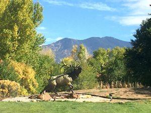 El Monte Taos Workshop location