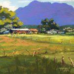 Arroyo Hondo Dell, Landscape by Mike Mahon