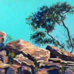 Reachin for Sky Landscape Mike Mahon