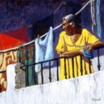 Wash Daze Portrait Mike Mahon