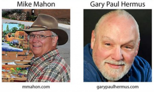 Mike Mahon and Gary Paul Hermus