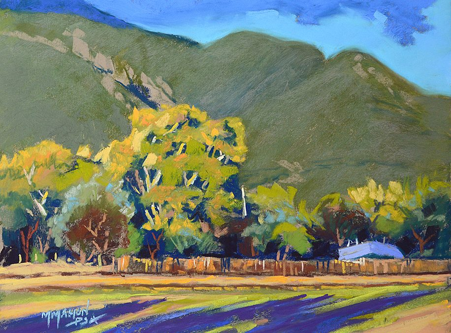 Plein Air Painting Workshop – Taos Landscapes 2019