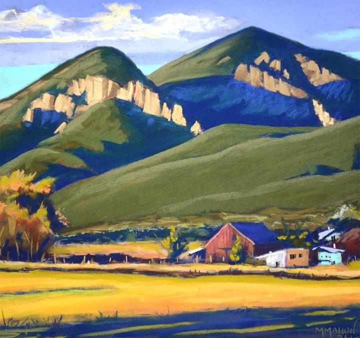 Mastering the Landscape in Pastel – Artisan 2019