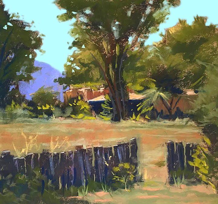 Mastering the Landscape Painting -Santa Fe 2019