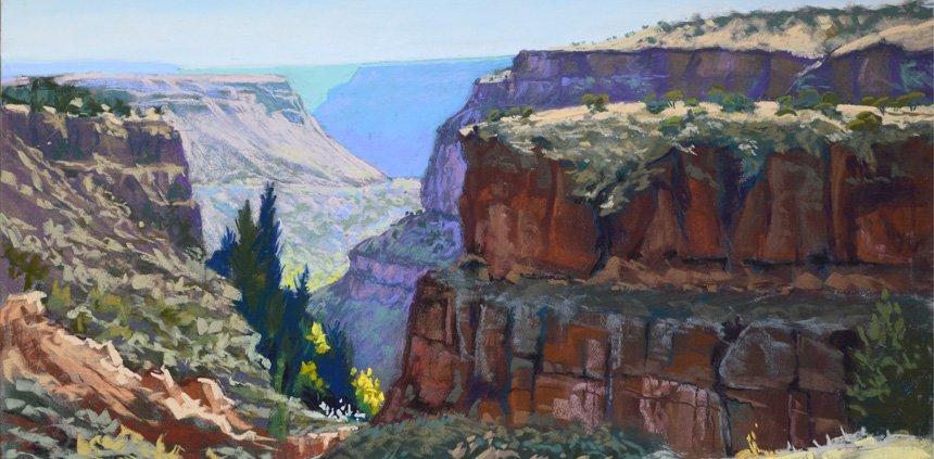 Rio-Grande-Gordeous-Landscape-Pastel